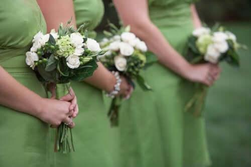 Testimone di nozze e damigella d'onore: quali differenze?