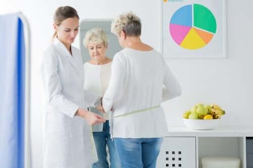 Visita medica menopausa