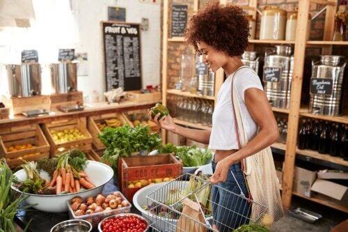 Il colore degli alimenti: cosa nasconde?