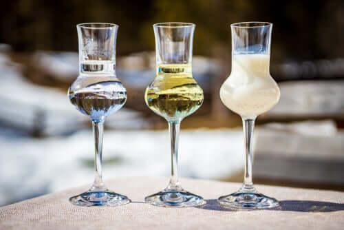 Liquori digestivi: va bene berli dopo i pasti?