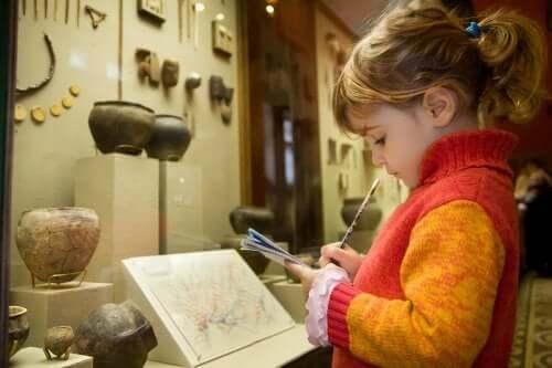 Incentivare l'interesse per i musei nei bambini