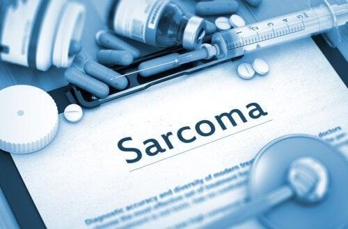 Il sarcoma, un cancro del tessuto connettivo