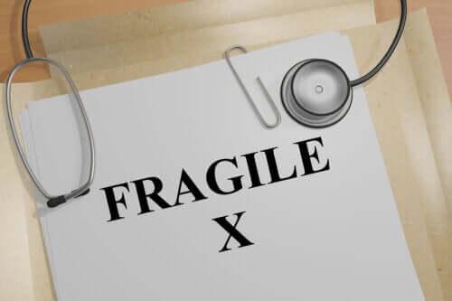 Sindrome dell'X fragile: sintomi e trattamento