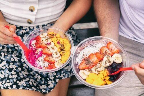 Smoothie bowl: una colazione completa