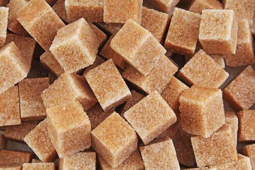 Zollette di zucchero di canna