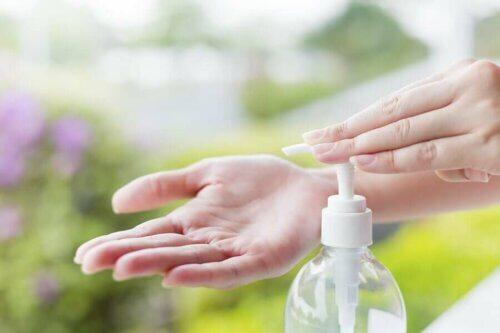 Alternative al gel disinfettante contro il COVID-19