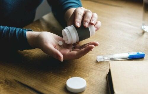 Compresse di paracetamolo