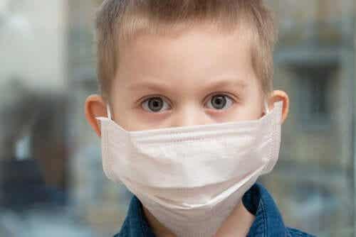 La resilienza infantile durante la pandemia