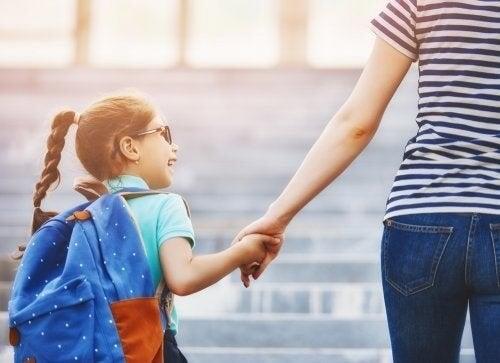 Cambiare scuola: aiutare il bambino ad adattarsi