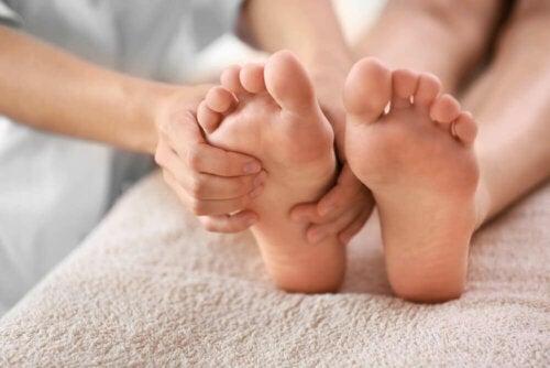 Massaggi ai piedi