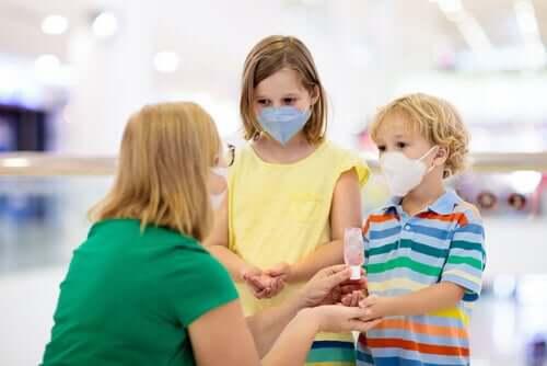 Coronavirus nei bambini: tutto ciò che bisogna sapere