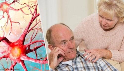 Anziano affetti da demenza