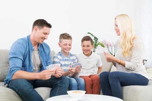 Famiglia in quarantena: regole per la convivenza