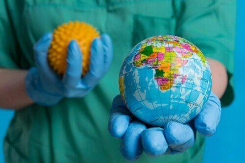 Il glossario relativo a una pandemia