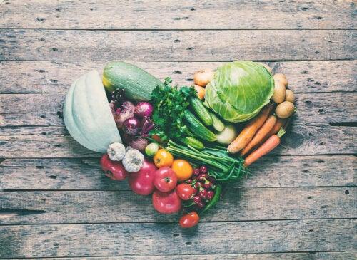 Proteggere la salute cardiovascolare con gli ortaggi