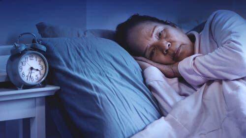 Disturbi del ritmo circadiano nell'Alzheimer
