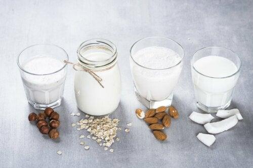Valori nutrizionali delle bevande vegetali