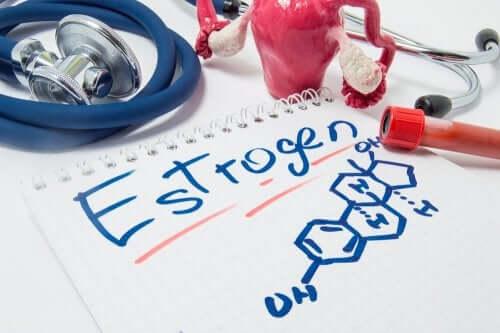 Estrogeni molecola