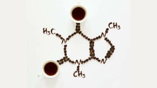 Le vitamine e la caffeina