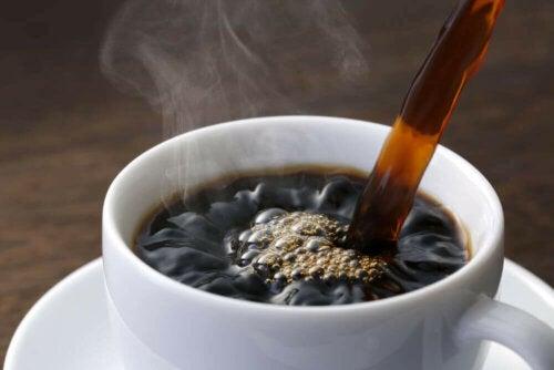 Da dove viene la caffeina?