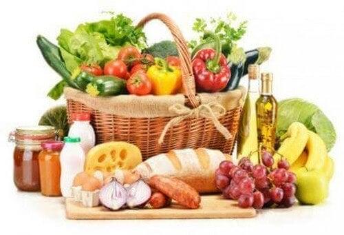 Cibo sano per le malattie infiammatorie intestinali