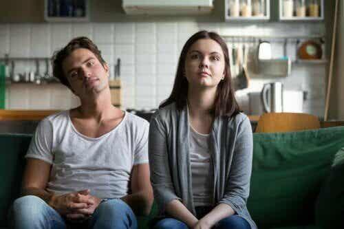 Evitare di cadere nella monotonia nella coppia