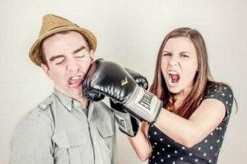 Fattori che distruggono il rapporto di coppia