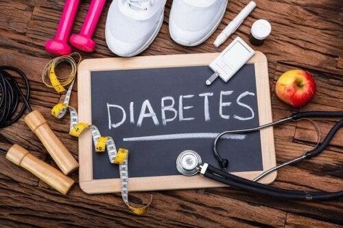 Lo sport aiuta a prevenire il diabete.