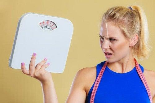 La dieta dimagrante fallisce: 6 motivi