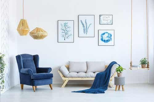 Elementi decorativi per rendere la casa più accogliente