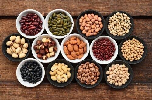 Legumi e nutrienti