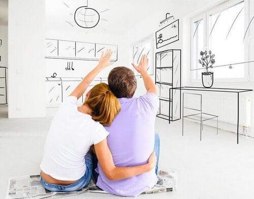 Riprogettare casa per migliorare la vita di coppia