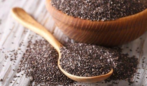 Proprietà dei semi di chia