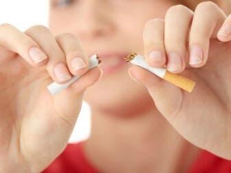 Non fumare per combattere il reflusso gastroesofageo