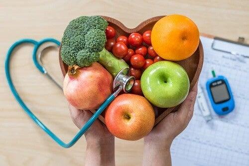 La dieta per proteggere la salute cardiovascolare