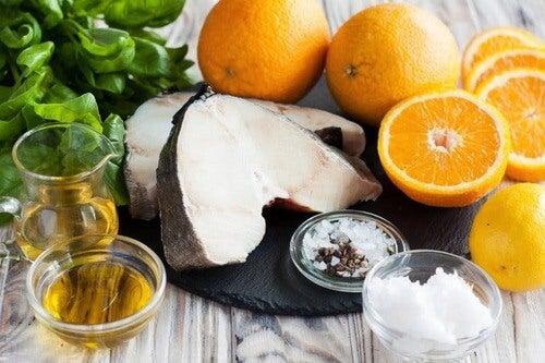 Valori nutrizionali del baccalà