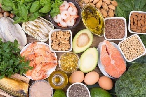 Alimenti con omega sani