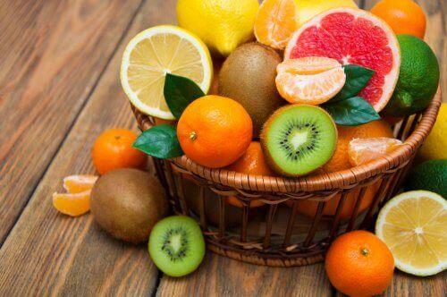Frutta per prevenire la disidratazione
