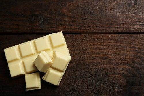 Il cioccolato bianco