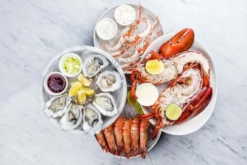 Colesterolo nei frutti di mare: c'è da preoccuparsi?