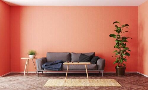 I colori per arredare la casa nel migliore dei modi