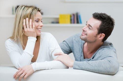 Comunicazione di coppia per stabilire dei limiti