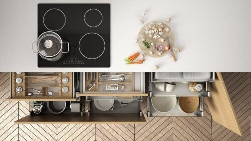 Organizzare lo spazio in cucina grazie ad alcune idee