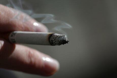 Il tabacco è controindicato se si hanno problemi di colesterolo alto.