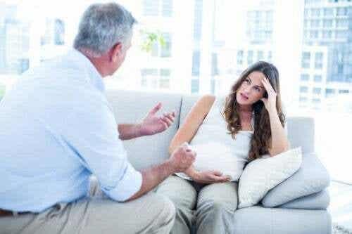 Falsa gravidanza o gravidanza isterica, cos'è?