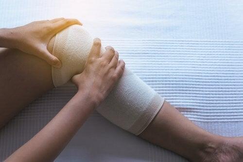 Lesioni da sguantamento: classificazione e trattamento