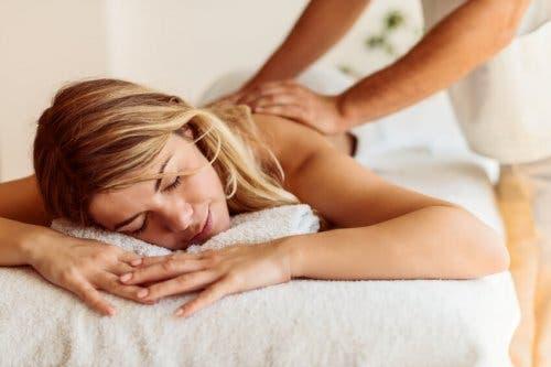 Gestire la depressione con i massaggi