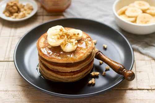 Pancake proteici, 2 ricette per un pieno di energia