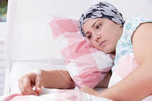 Conseguenze emotive del cancro
