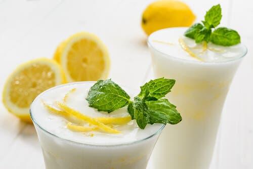Poche crema al limone